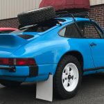 911 Ducktail Classic Car 2