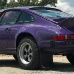 911 Ducktail Classic Car 3