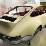 911 Ducktail Classic Car 4