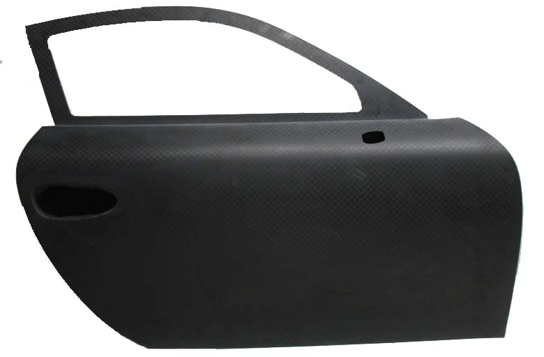 Cayman 987 Race Door with Window Frame Part Pic
