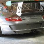 997 Wings Track 2010 Cup Decklid and Wing Assembly for Cup 2