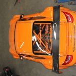 997 Wings Track 2010 Cup Decklid and Wing Assembly for Cup 3