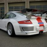 997 Wings Track 997 Cup Decklid and Wing Assembly for Cup Cars 2