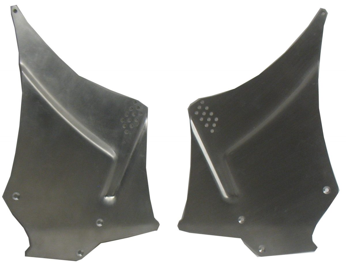 997 Wings Track 997.1 Aluminum Cup Uprights Part