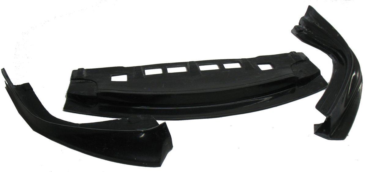 981 Cayman S 3pc Front Splitter Part