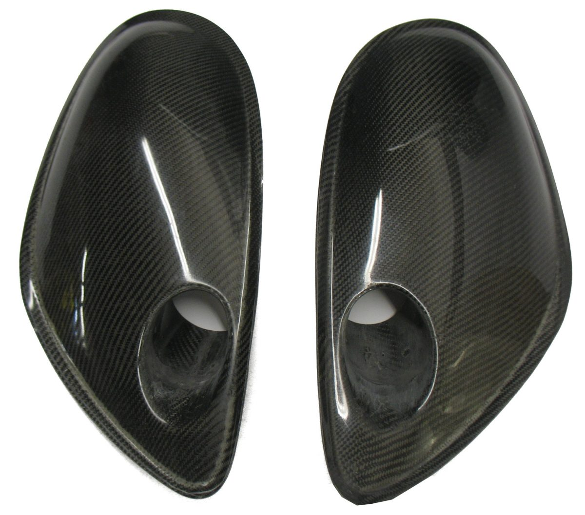 Cayman 987 Ducted Headlight Covers Part