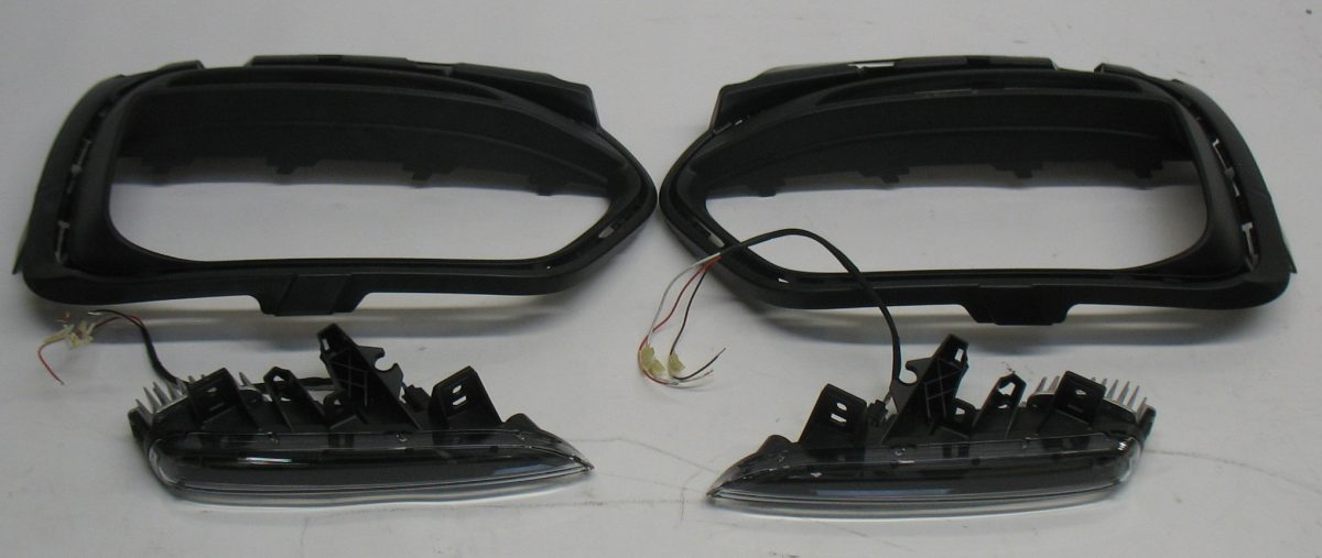 GT4 Lights and Duct Surrounds Part