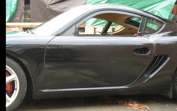 718 cup door car