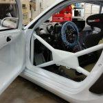 Cayman 987 Race Doors with Window Frame1