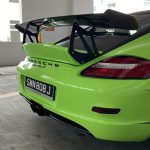 Cayman RS Wing Assembly 987-1