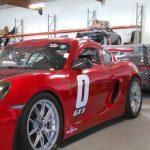 Cayman 981 Race Doors 1