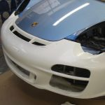 Cayman 987 GT3 Front Bumper-4